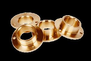 Producent Fabrikant Draaideel-messing-Ms-geelkoper-zelfsmerend-lager