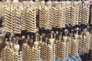 verlorenwasgieten lost wax methode gietdeel rvs staal